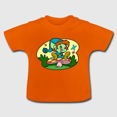 Tiny Elf - Baby T-shirt