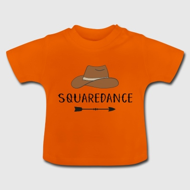square dance - Baby T-shirt