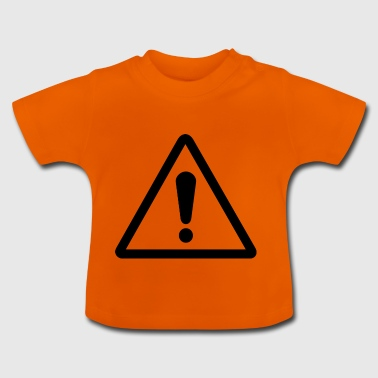 Attention - Baby T-Shirt