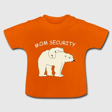 Polar Bear Mama - T-shirt Bébé