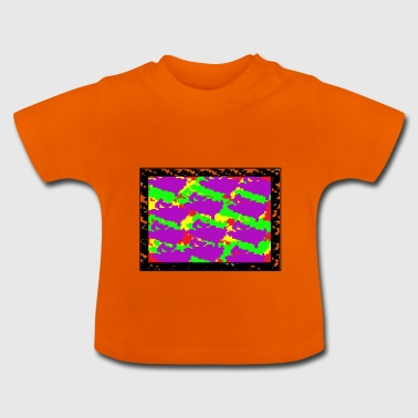 pixel design - Baby T-Shirt