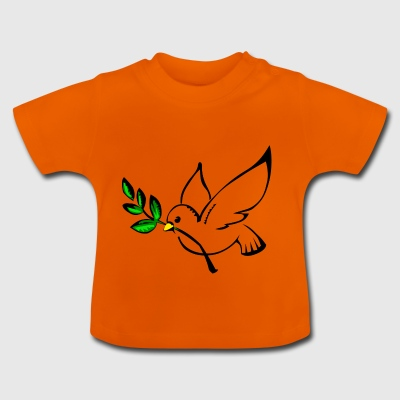 dove of peace - Baby T-Shirt