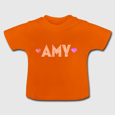 Amy - Baby T-shirt