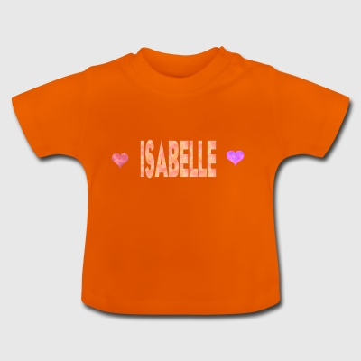 Isabelle - Baby T-shirt