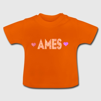 Ames - Baby T-Shirt