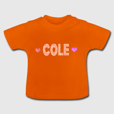 Cole - Baby T-shirt