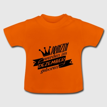 12 december Prince - Baby T-shirt