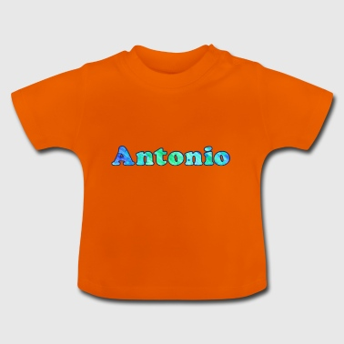 Name: Antonio - Baby T-Shirt