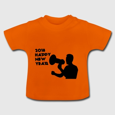 Happy new Year - Baby T-Shirt
