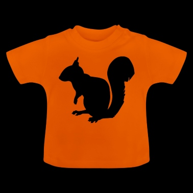 squirrel - Baby T-Shirt