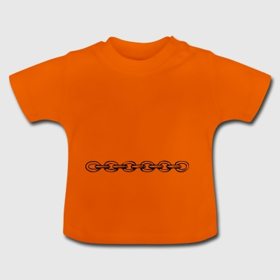Kette - Baby T-Shirt