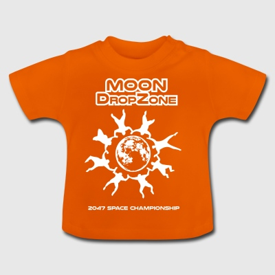 dropzone wite - Baby T-shirt