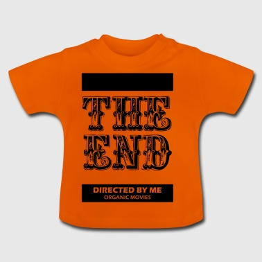 theendmovie blak - Baby T-Shirt