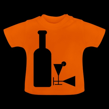alcohol - Baby T-shirt