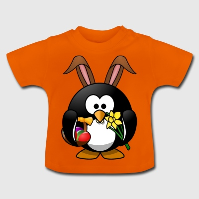 Ostern Pinguin - Baby T-Shirt
