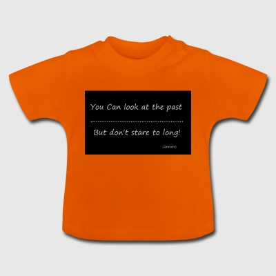 fits - Baby-T-shirt