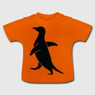 A Waddling Penguin - Baby T-Shirt