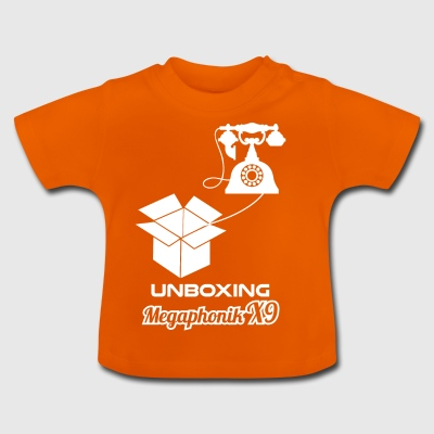 unbox wite - Baby T-Shirt