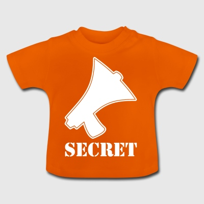 secret wite - Baby T-shirt