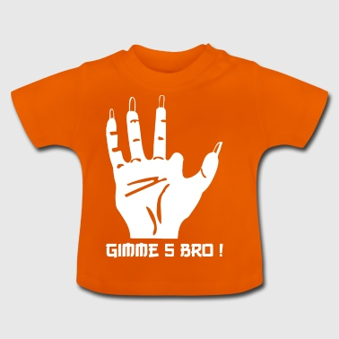 Gimme5 wite - Baby T-Shirt