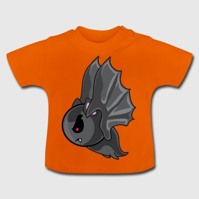 Halloween Fledermaus - Baby T-Shirt