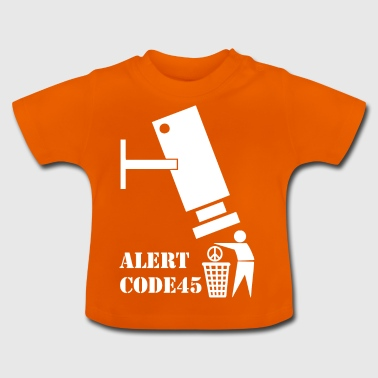 integritet wite - Baby-T-shirt