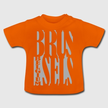 Brussel Stad - Baby T-shirt