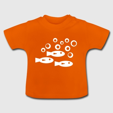fishies - Baby T-shirt