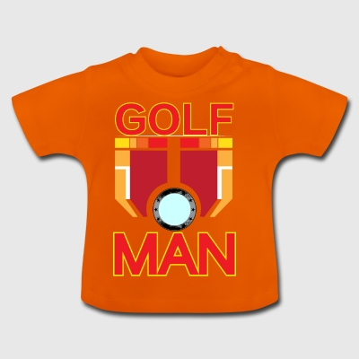 Golf man - Baby T-Shirt
