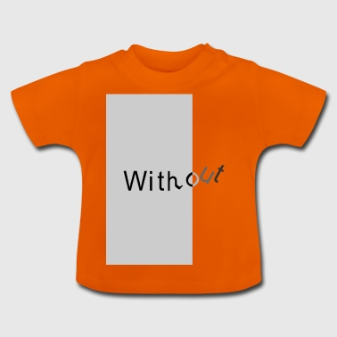 without2 - Camiseta bebé