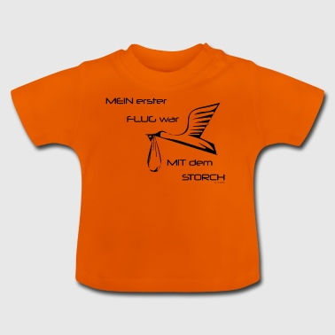 Baby Storch - Baby T-Shirt