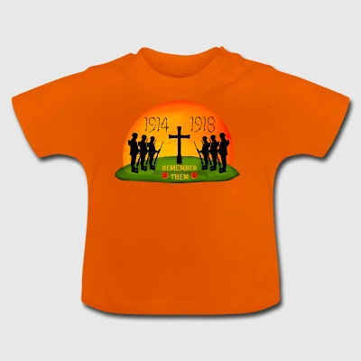 Remembrance Day - Baby T-Shirt