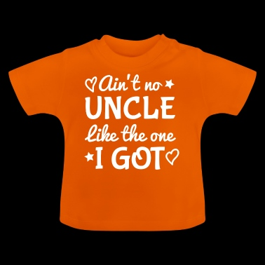 No uncle like mine - godparent gift - Baby T-Shirt