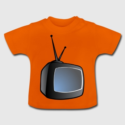 TV - Camiseta bebé