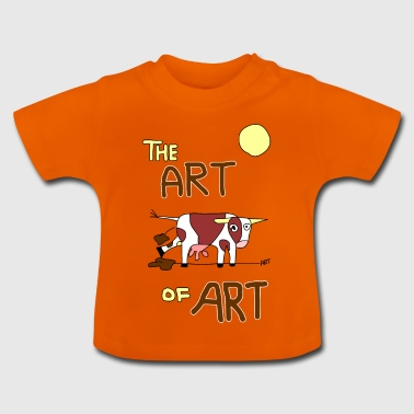 the ART OF ART - Baby T-Shirt
