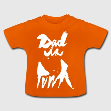 Dad is Punk - Baby T-shirt