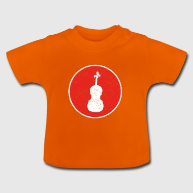 Gift fiddle fiddle - Baby T-shirt