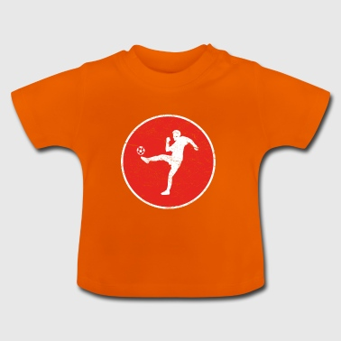 Gift football soccer player stuermer soccer ultra - Baby T-Shirt
