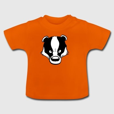 Angry Badger - T-shirt Bébé