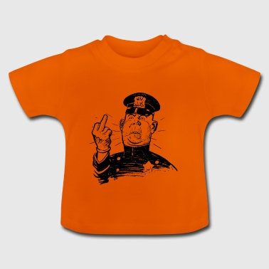 police officer - Baby T-Shirt