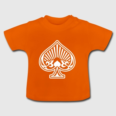 Poker Cards - Baby T-Shirt