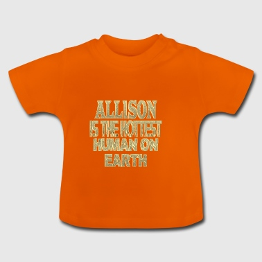 Allison - T-shirt Bébé