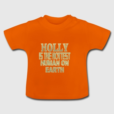 Holly - Baby T-Shirt
