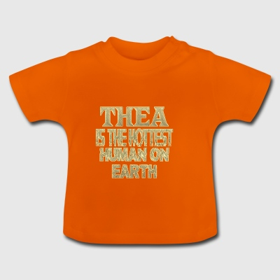 Thea - Baby-T-shirt