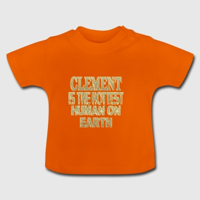 Clement - Baby T-Shirt