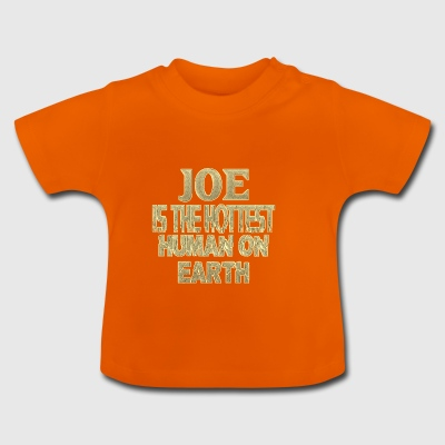 Joe - Camiseta bebé