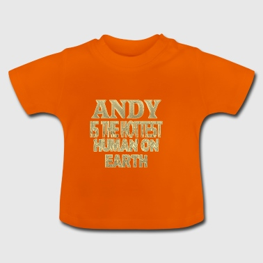 Andy - Baby T-Shirt