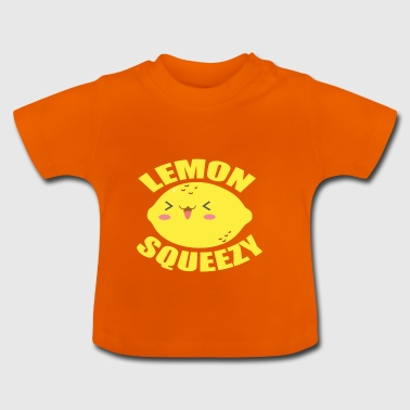 LEMON SQUEEZY - Lemons are GEIL - Baby T-Shirt