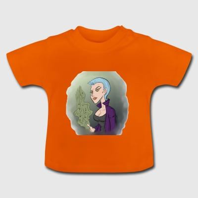 sorceress - Baby-T-shirt
