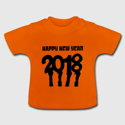 New Year 2018 - Baby T-shirt